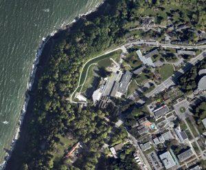 UBC Vancouver Campus Orthophoto 2018